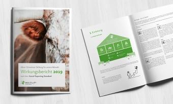 Transparenz: Unser Wirkungsbericht
