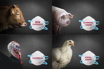 Wie Tierkonsum zur nächsten Pandemie führt