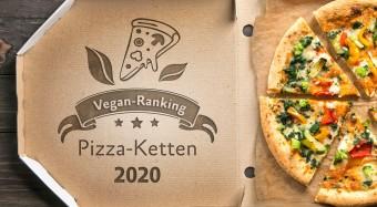 Pizza-Ketten im Ranking: Wer ist veganfreundlich?