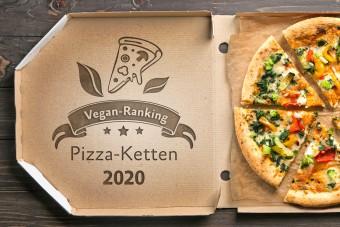 Ranking: Die besten Pizza-Ketten für Veganer