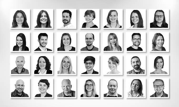 Team der Albert Schweitzer Stiftung für unsere Mitwelt
