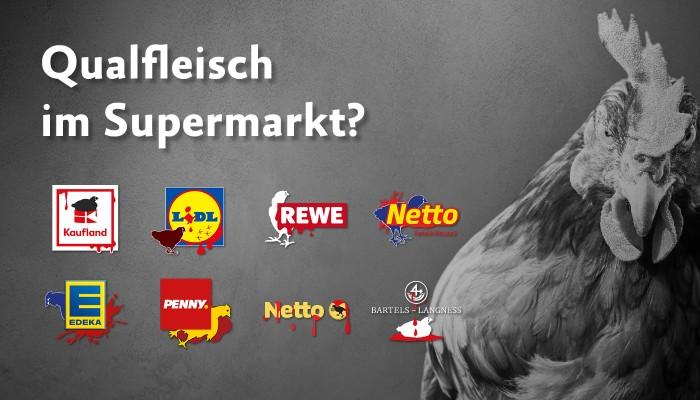 Supermarktlogos