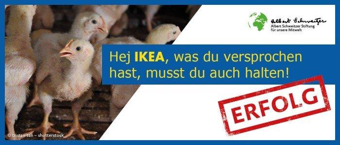 Erfolg IKEA-Petition