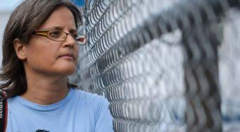 Tierrechtlerin nach ihrem Freispruch im Interview