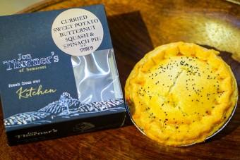 Vegane Pastete sorgt für Aufsehen in England