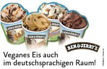 Ben & Jerry's: Veganes Eis bald in Deutschland
