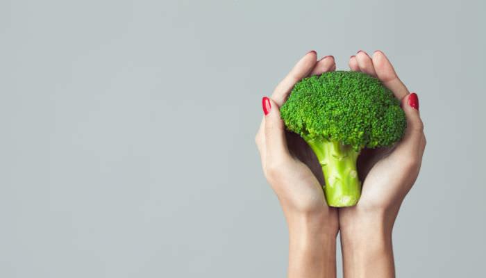 Gesundheit vegan