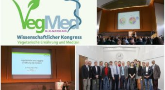 VegMed Kongress 2016: »Vegetarische Medizin«