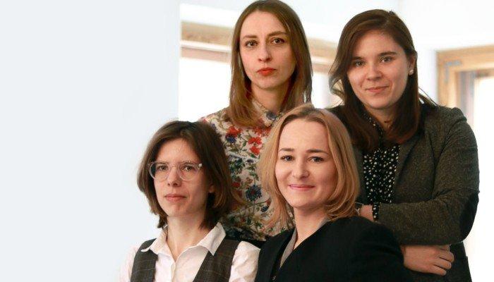 Das Team der Fundacja Alberta Schweitzera