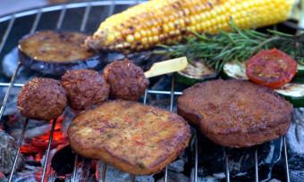 Veganes Grillfest bei Netto Markendiscount