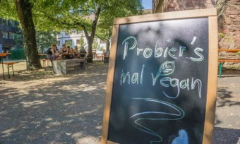 Vegan Taste Week in Heidelberger Mensen