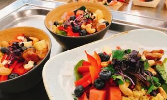 Vegan-Schulung für Caterer