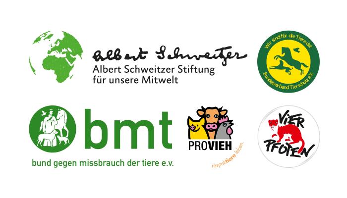 Logos - Bündnis für Tierschutzpolitik