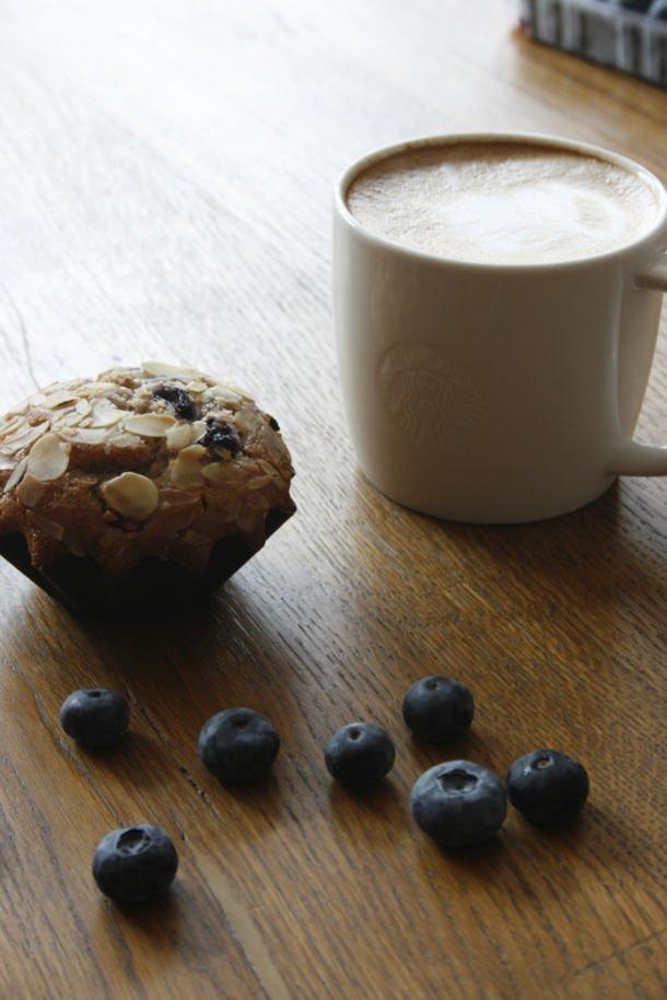 Midi Muffin Beerenfrüchte Vegan