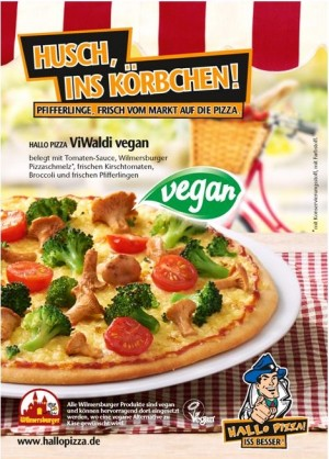 Pizza ViWaldi vegan