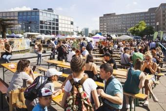 Veganes Berlin: Sommerfest und Demo