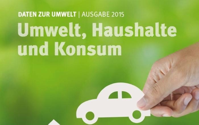 Bericht Umweltbundesamt 2015: Daten zur Umwelt