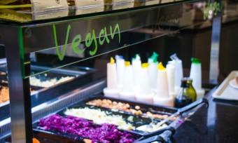 Studentenwerke mit veganen Aktionen