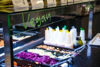 50 % des Mensa-Angebots vegetarisch-vegan