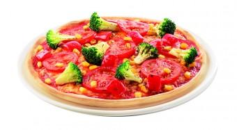 World of Pizza mit veganem Angebot