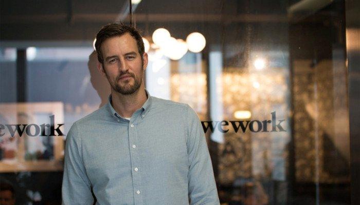 WeWork Mitbegründer