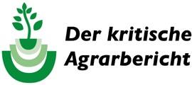 Kritischer Agrarbericht 2013