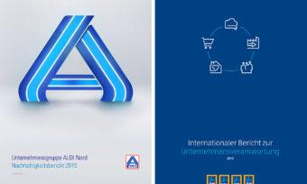 Nachhaltigkeitsberichte von ALDI Nord und ALDI Süd