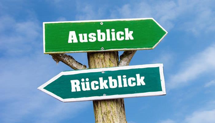 Rückblick 2016 - Ausblick 2017