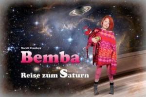 Bemba, Reise zum Saturn - Kinderbuch