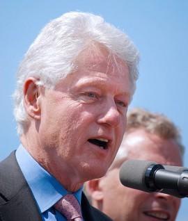 Bill Clinton ernährt sich vegan
