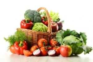 Gemüsekorb - guter Ansatz bei Diabetes