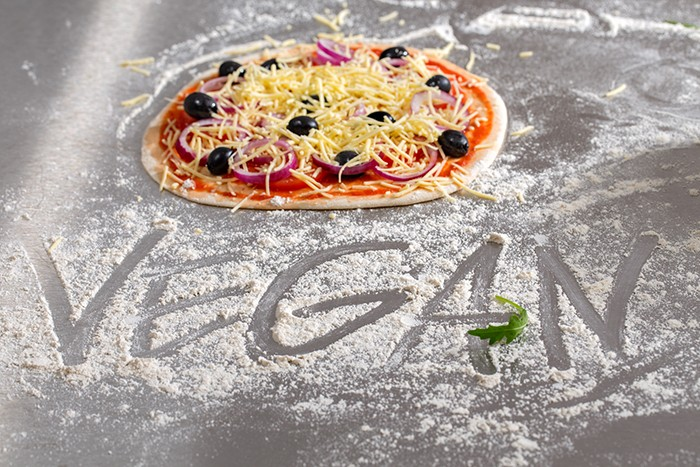 Hallo Pizza vegan