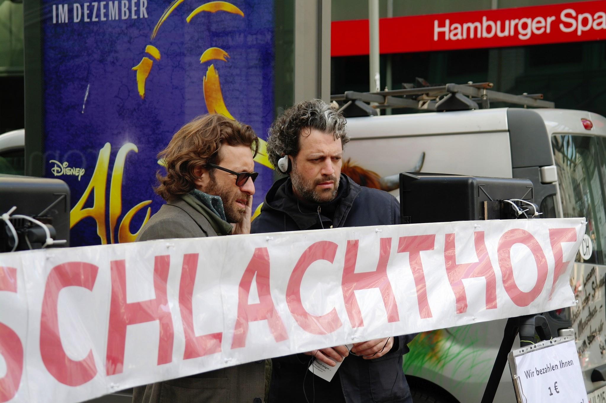 Reaktionen auf unsere Videos in Hamburg