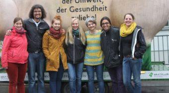 GrunzMobil besucht erneut Heidelberger Schulen