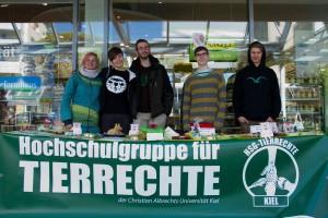 Hochschulgruppe für Tierrechte Kiel