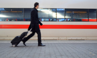 Deutsche Bahn mit veganem Angebot