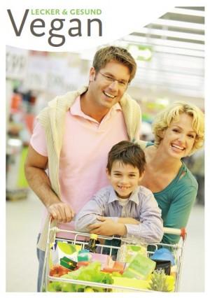 Cover der Kaufland-Vegan-Broschüre