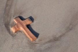 Das Kirchenkreuz aus Holz