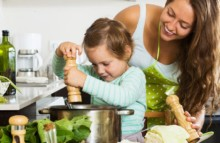 Vegane Kinderernährung ist ohne Mängel möglich