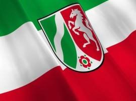 Fahne NRW