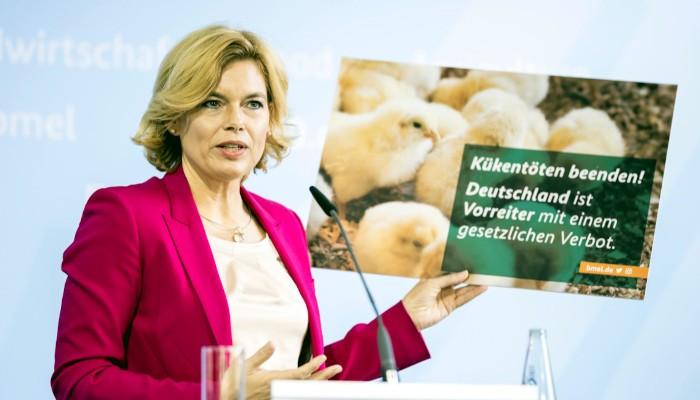 Ministerin Julia Klöckner