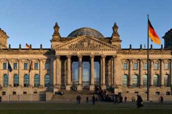 Spacebars im Bundestag
