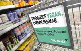 Veganuary: auch in Deutschland erfolgreich