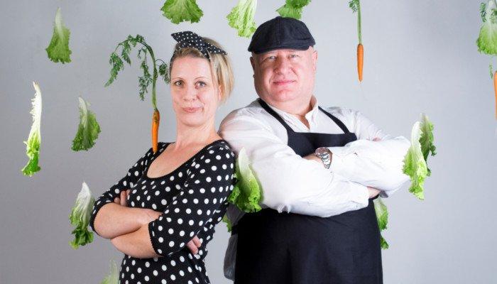 Die Firmengründer von Swing Kitchen