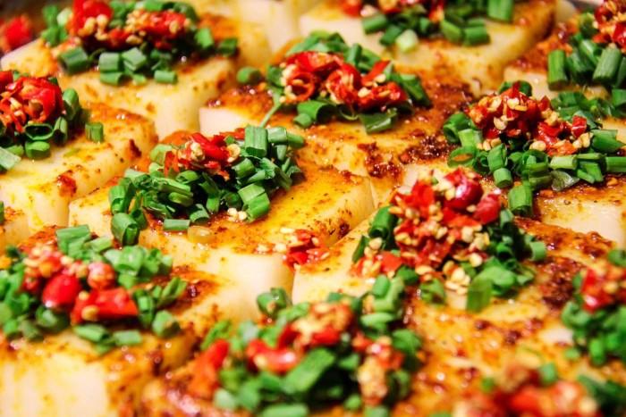 Soja gesund: Tofu