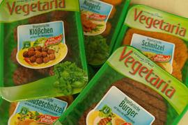 Vegetaria-Produkte