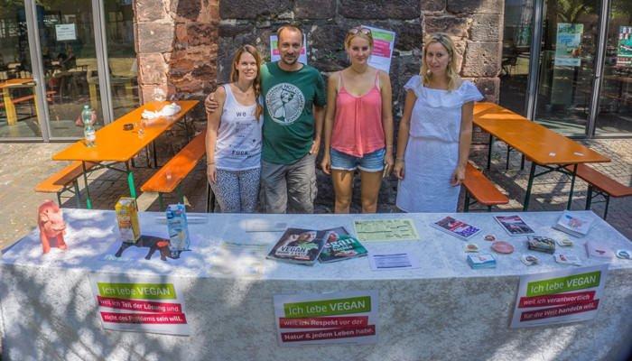 Vegan Taste Week in Heidelberg