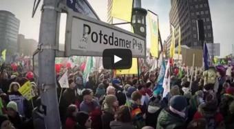 »Wir haben es satt!«-Demo 2015
