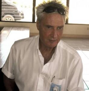 Wolfgang Schindler im Jahr 2010