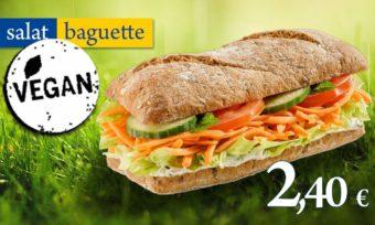 Yorma's: Neues veganes Baguette